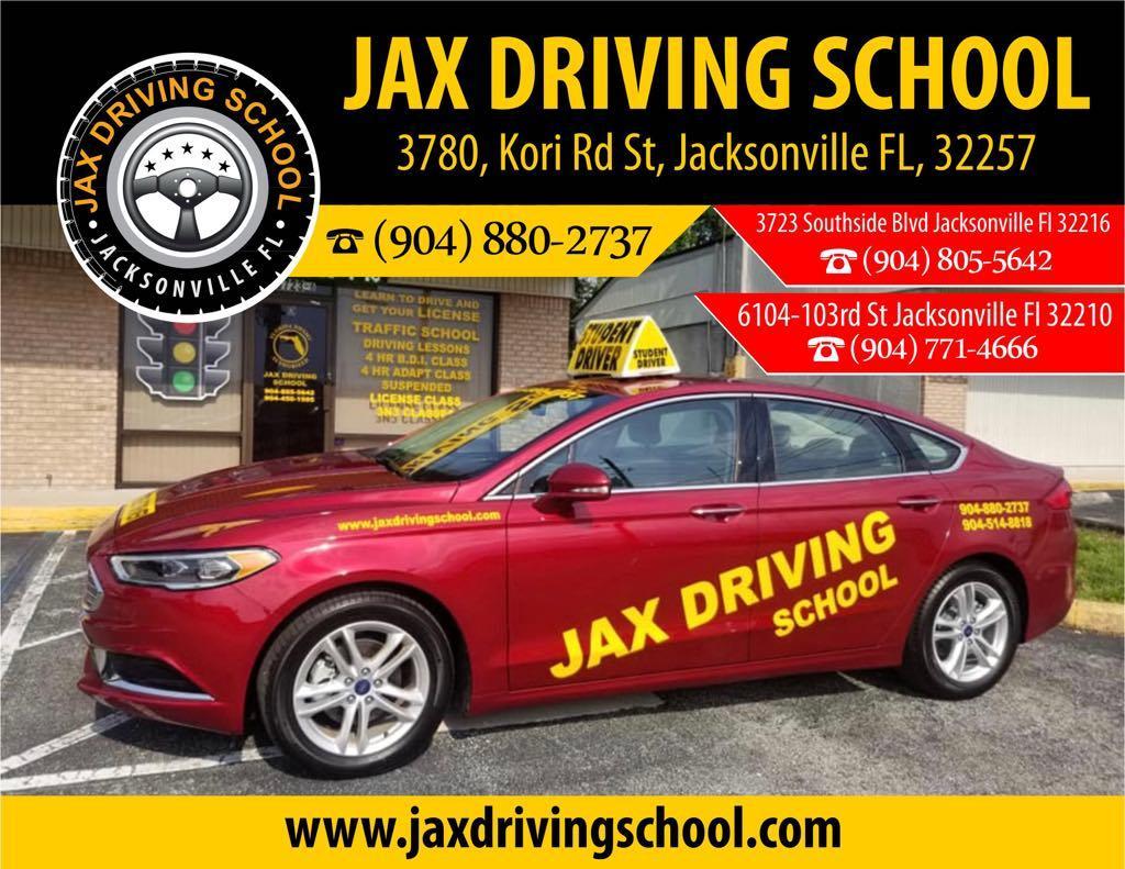 Driving School | Jacksonville, FL - Jax Driving School